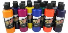 Auto-Ait Colors Candy Pigment Color Set D - 4oz Bottle All Colors!