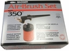 Badger 350-2 Single-Action Airbrush Set