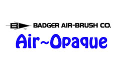 Badger Air-Opaque Airbrush Color Sets