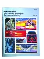 Badger Custom Painting Book Vol. 2