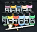 Badger Minitaire Airbrush Colors