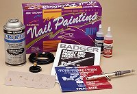 Badger Model 100-13 Nail Painting Set - Free Shipping!