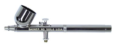 Badger 100LG Large Gravity Feed Airbrush - Large Head