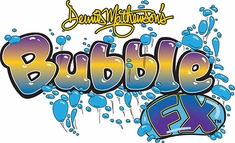 Bubble FX Artool Stencil set of 4 plus DVD by Dennis Mathewson