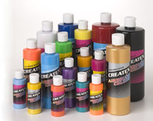 Createx Airbrush Colors by Series