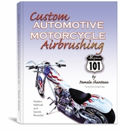Custom Automotive & Motorcycle Airbrushing 101