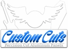 Custom Cuts - Aluminum Panel Shapes