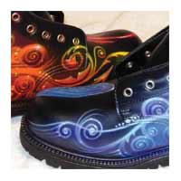 Das Boot Airbrush! with Kent Lind - PDF Download!