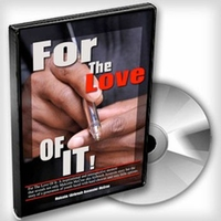For The Love Of It! Audio Book by Malcolm McCrae aka Airbrush Assassin