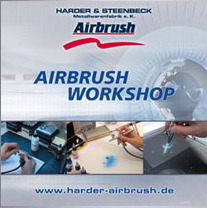 Harder Steenbeck Airbrush Instructional DVD