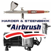 Harder Steenbeck Airbrush Kits
