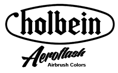 Holbein Aeroflash Airbrush Paint