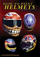 How To Paint Helmets, Auto-Air DVD