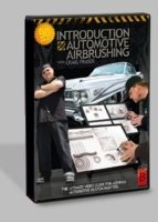 Introduction to Automotive Airbrush Cheap Tricks & Special F/X Airbrush Action DVD