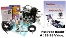 Iwata Airbrush Deluxe Set with Free Custom Automotive Book!