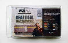 Iwata Com Art Colours Real Deal Weathering Kit