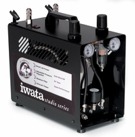Iwata Power Jet Pro IS-975 Dual Piston Compressor