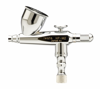 Iwata Revolution M2 Gravity Feed Airbrush Model HP-M2, R1060