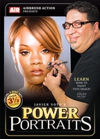 Javier Soto's Power Portraits Airbrush Action DVD