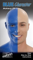Mehron Blue Person Character Kit