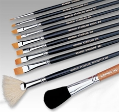 Mehron Make-Up Application Tools