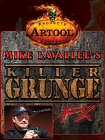 Mike Lavallee's Killer Grunge FX - Masking Spray from Artool