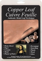 MONA LISA Copper Leaf Package <br>5½ ×5½  (25 Leaf Sheets)