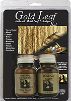 MONA LISA Gold Leaf Kit