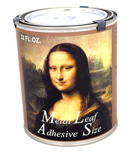 Mona Lisa Metal Gold Leaf Adhesive - 32oz