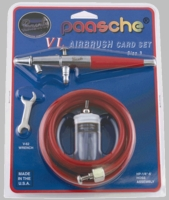 Paasche VL Carded Airbrush Set - Free Shipping!