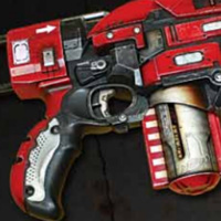 Painting a Plastic Nerf Gun with Steve Vandemon - PDF Download!