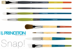 Princeton Snap! Brushes