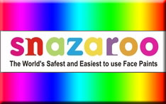 Snazaroo Face Painting Color Cakes