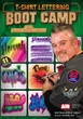 T-Shirt Lettering Boot Camp with Gary Worthington - Airbrush Action DVD