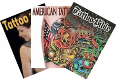 Tattoo Books & DVDs