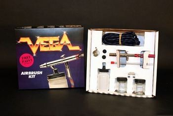 Thayer & Chandler Vega 2000 Airbrush Kit
