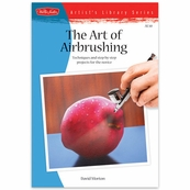 THE ART OF AIRBRUSHING - A Walter Foster Book