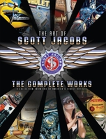 The Art of Scott Jacobs - The Complete Works, 300 p. book.