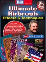 Ultimate Airbrush Techniques and Effects DVD