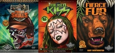 Wicked Colors DVDs