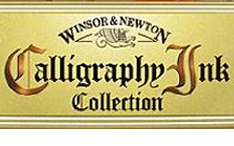 WINSOR  &  NEWTON  Calligraphy Inks<br>Great for airbrush!