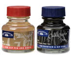 WINSOR & NEWTON Calligraphy Inks Great for airbrush!