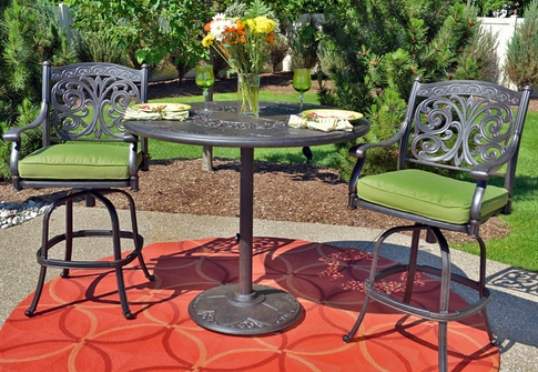 View All Outdoor Bar Stools Bar Height Patio Sets