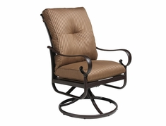 The Santa Barbara Collection By Alu-Mont Cast Aluminum Dining Chair