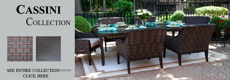 Wicker Patio Furniture Dining Sets