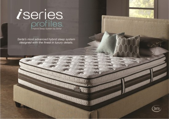 iSeries Profiles Mattresses