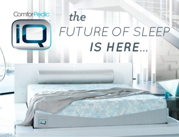 ComforPedic IQ by BeautyRest Mattresses