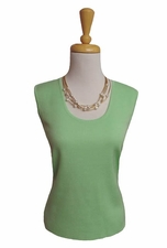 Ming Wang #M6845B Margarita Tank Top