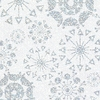 """Glittering Snowflakes Holographic 24""""x417'"""
