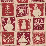 "Homespun Christmas / Kraft 24""x417'"